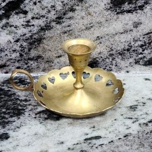 🌵Brass Candlestick Holder  made in India